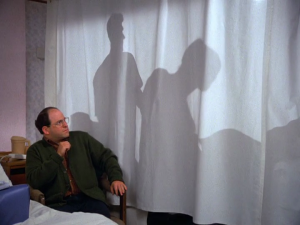 seinfeld the outing