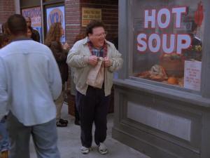 706 - Soup Nazi
