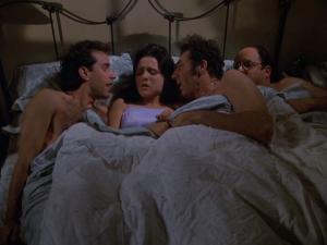 mattress king seinfeld. Elaine\u0027s Apartment 3 Mattress King Seinfeld
