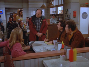 Monk S Caf 233 Maps About Nothing A Global Guide To Seinfeld