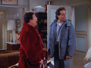 Newman's Apartment